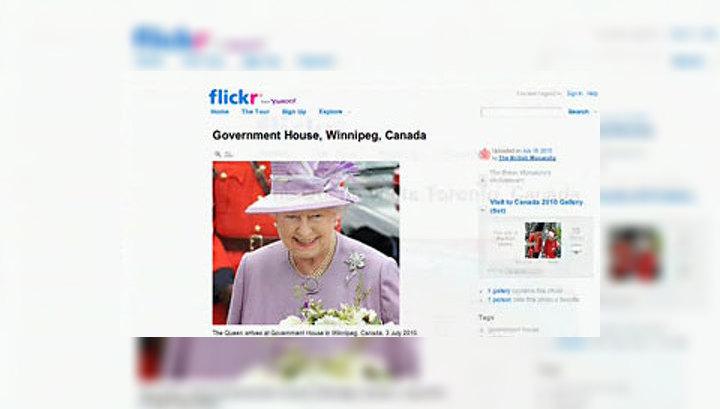 "Вести.net: фотолента британской монархии и афганская ""бомба"" от Wikileaks"