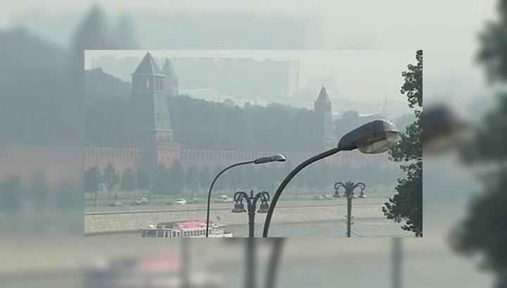 Жара в Москве: каждый спасается по-своему