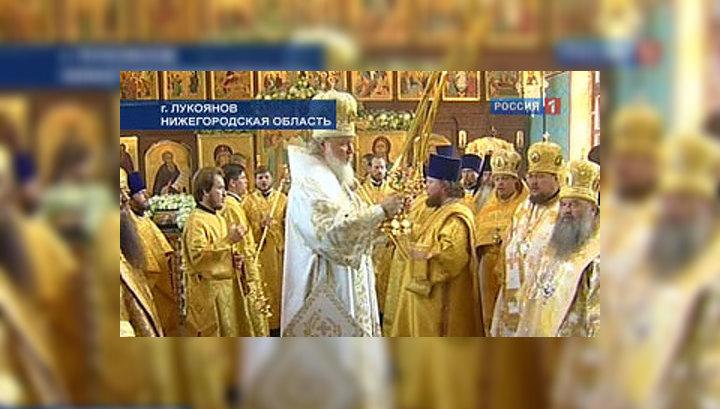 Православные в Ильин день молятся о ниспослании дождя
