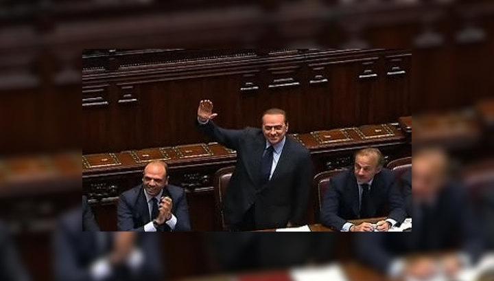 Парламент Италии: каникулы важнее скандала