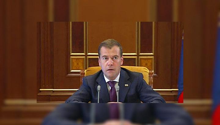 Медведев предложил переименовать милицию в полицию
