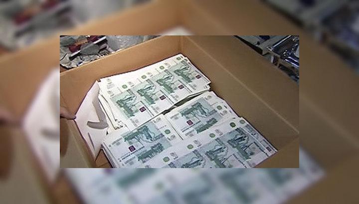 Фальшивые миллионы могли попасть в крупнейший столичный банк