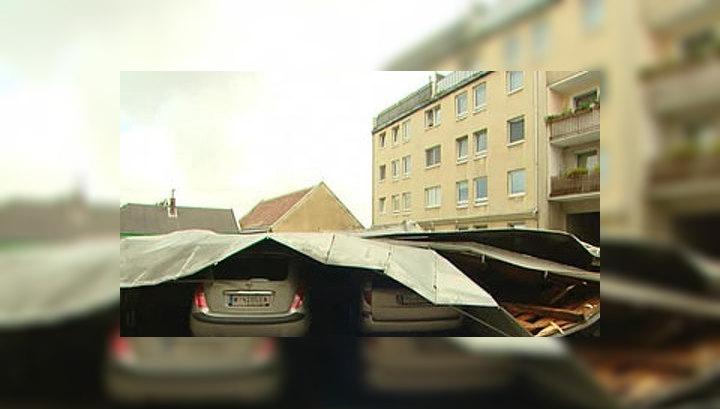 Наводнения с новой силой одолевают Европу