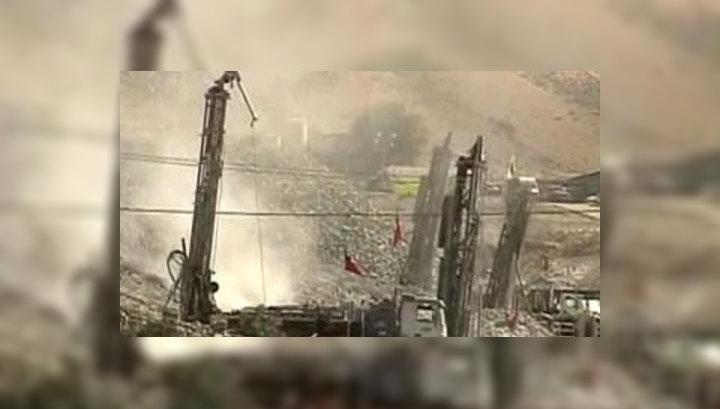 В Чили установили контакт с горняками, которые провели под завалами 17 дней