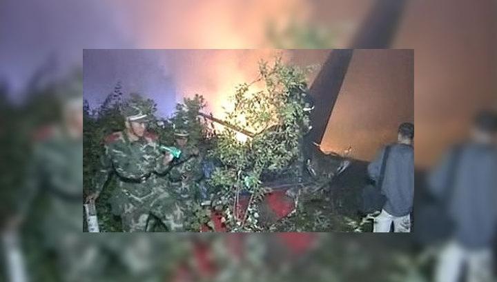 Выжившие в авиакатастрофе в Китае рассказали о подробностях крушения