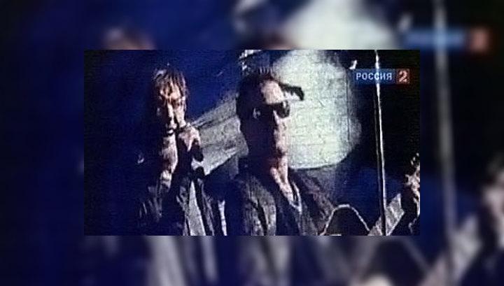 U2 дали свой первый и единственный концерт в Москве