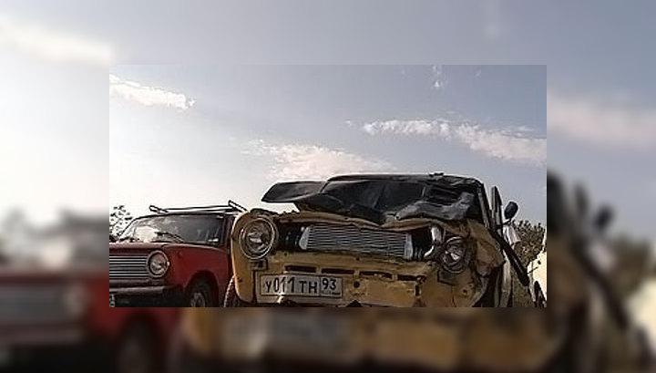 Уличные гонки на Кубани: двое погибших, четверо в реанимации