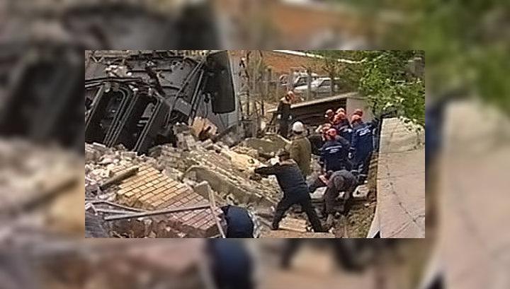 Казань: разрушенную подстанцию пустили только год назад