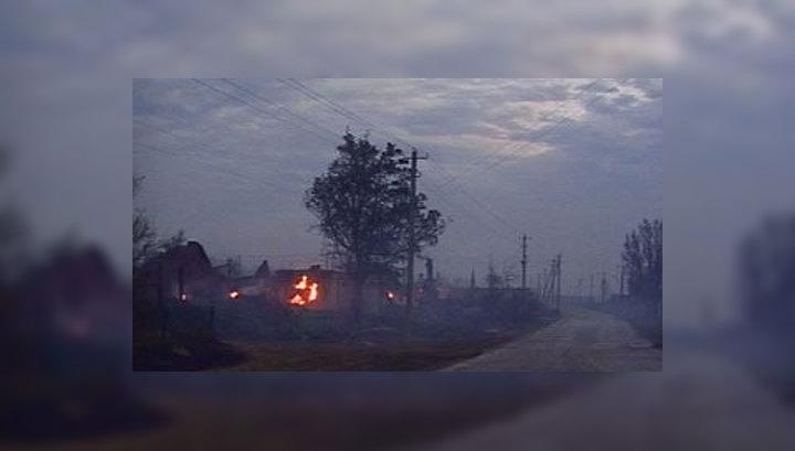 По России прокатилась вторая волна пожаров
