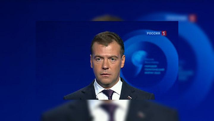 Медведев предложил пять стандартов демократии