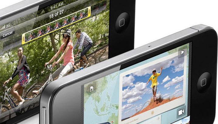 В России начались легальные продажи iPhone 4