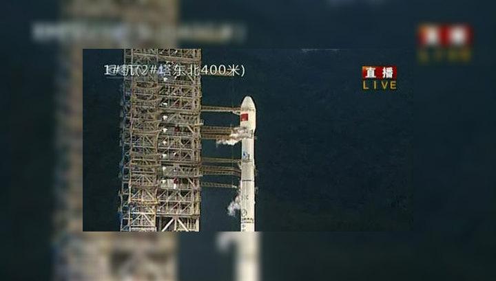 Спутник был запущен 1 октября в 61-ю годовщину образования КНР