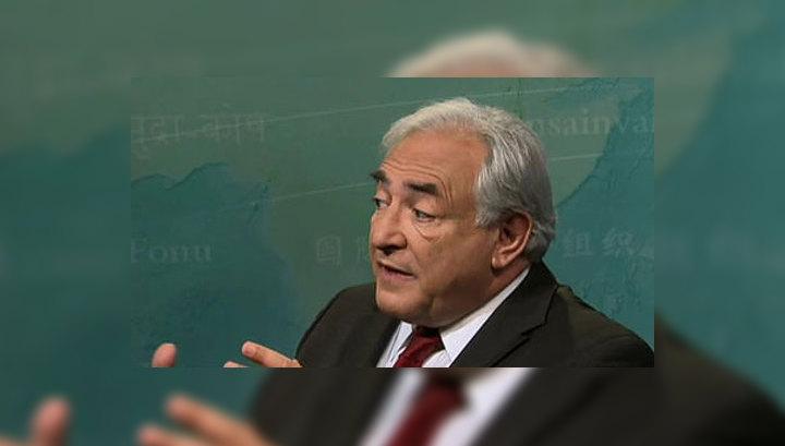 Глава МВФ Доминик Стросс-Кан арестован по обвинению в сексуальном домогательстве