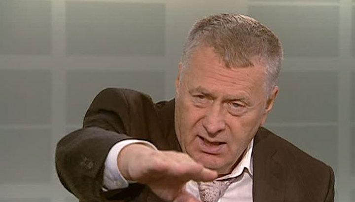 Владимир Жириновский: результаты выборов вполне устраивают