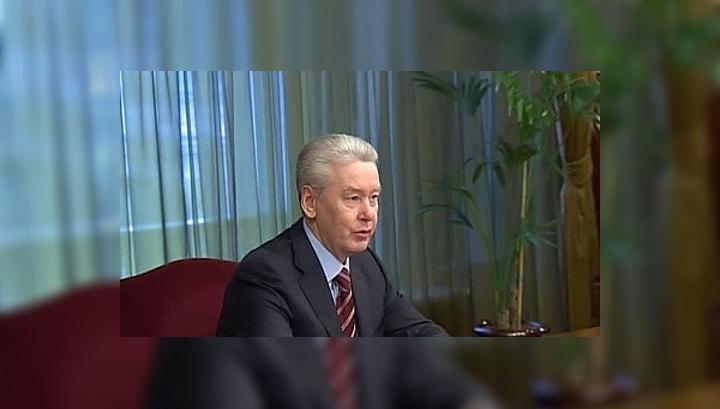 Медведев представит Собянина на пост мэра Москвы