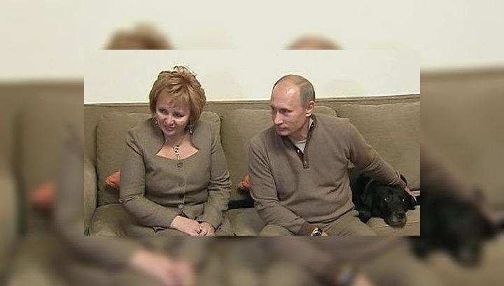 Владимир и Людмила Путины приняли участие в переписи населения