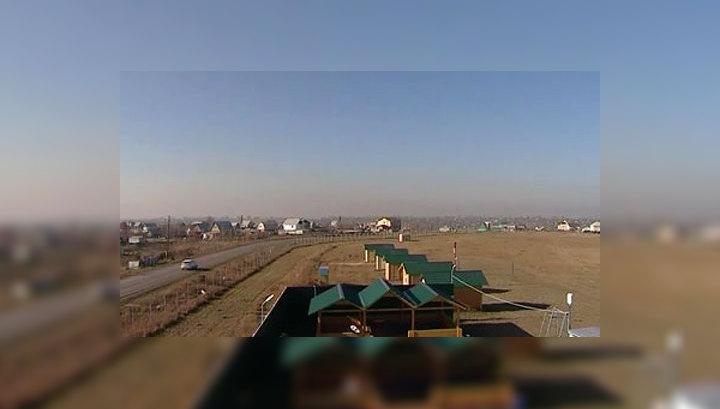 В Красноярском крае дом встал на пути у самолетов
