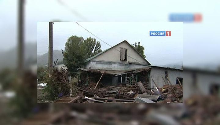 Путин проконтролирует ход восстановления Кубани после наводнения