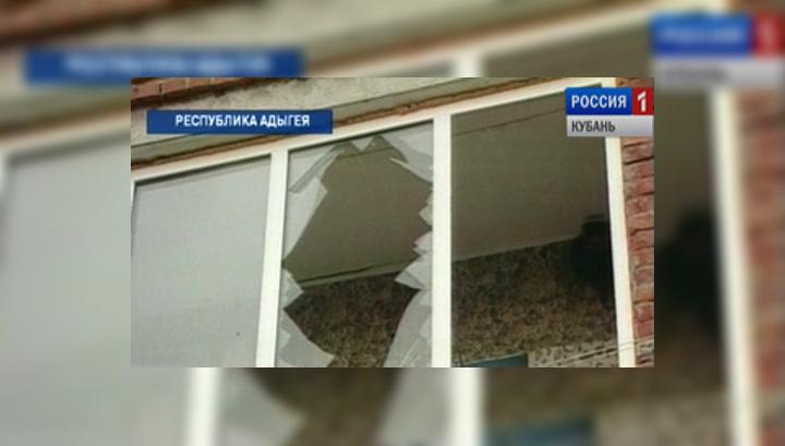 Шаровая молния взорвала квартиру в пригороде Майкопа