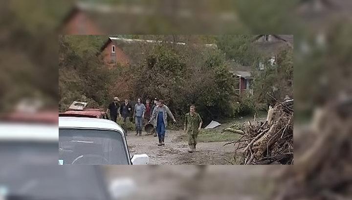 Наводнение на Кубани: ущерб цифрами не измерить