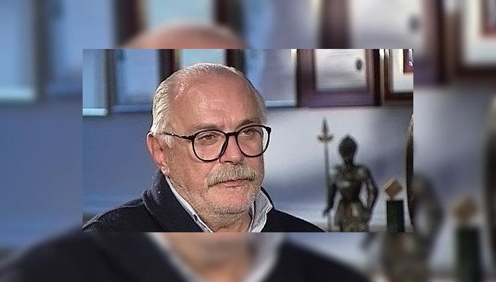 Никита Михалков празднует 65-летие