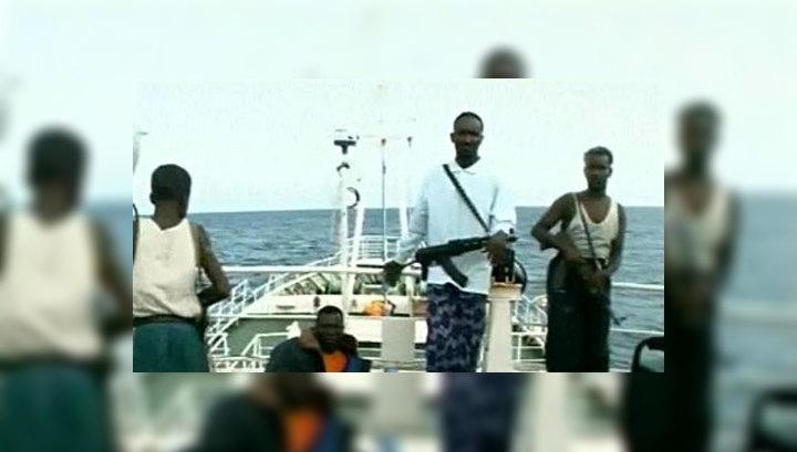 ВМС США спасли иранских моряков от пиратов