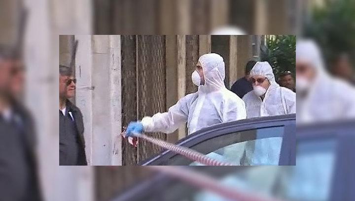 В Афинах уничтожили бомбу для посольства Франции