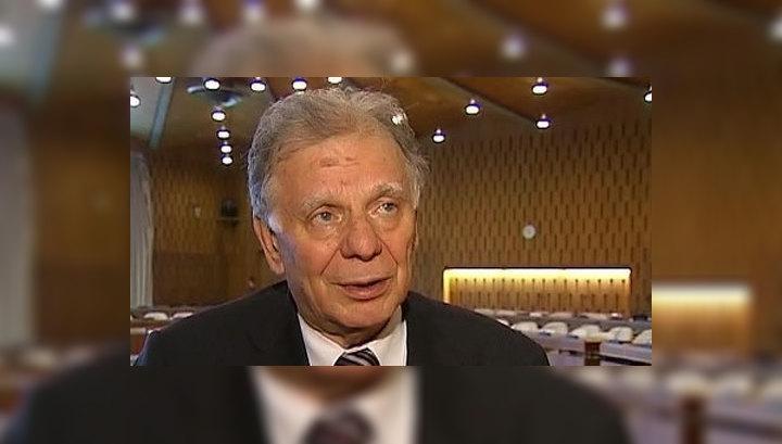 Жорес Алферов получил медаль ЮНЕСКО за развитие нанотехнологий