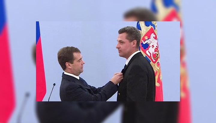 Экипаж, сделавший невозможное, получил высшие награды России