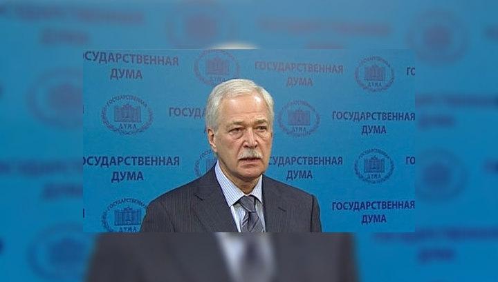 Грызлов: организаторов резни в Кущевской могут судить по обновленной статье