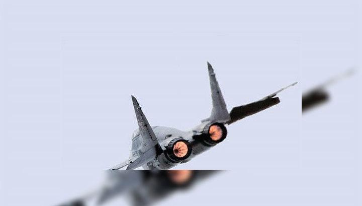 На защиту Крыма встали 45 МиГов
