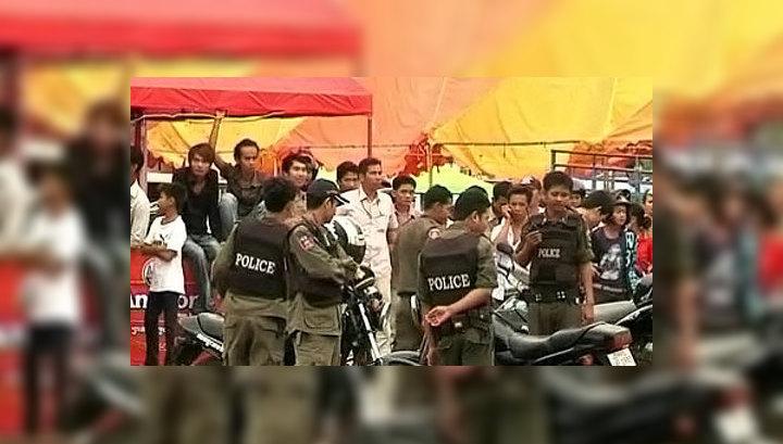 Давка в Камбодже: число жертв возросло до 375 человек