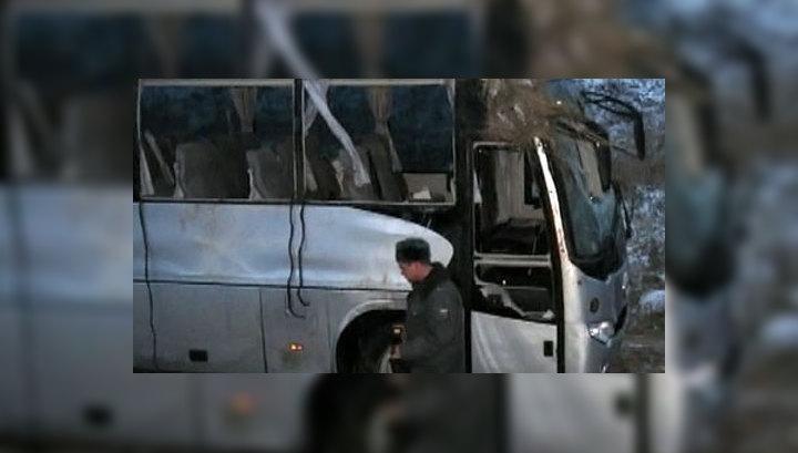 """В Саратовской области столкнулись """"КамАЗ"""" и автобус: погибли 9 человек"""
