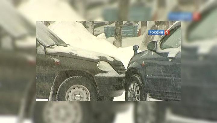 Морозы в России: как ударили, так и крепчают