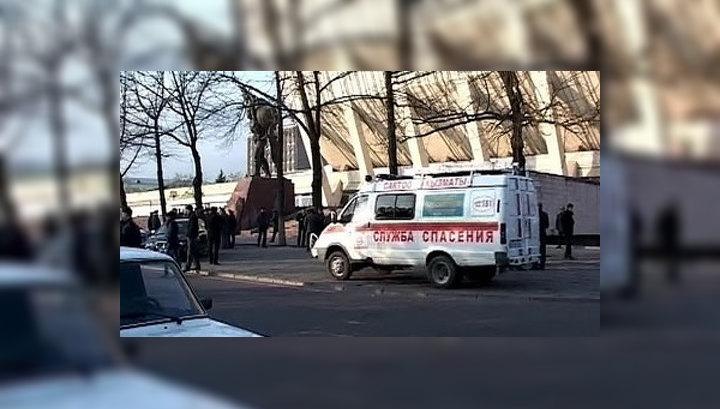 Терактом в Бишкеке хотели помешать процессу над Бакиевым