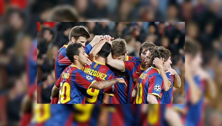 Барселона сантос клубный чемпионат мира по футболу видео