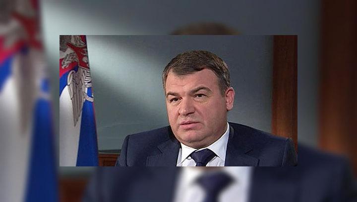 Сердюков сменил статус: он не свидетель, а обвиняемый