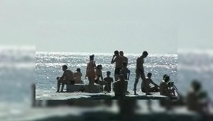 В Шарм-эль-Шейхе установили вышки для наблюдения за акулами
