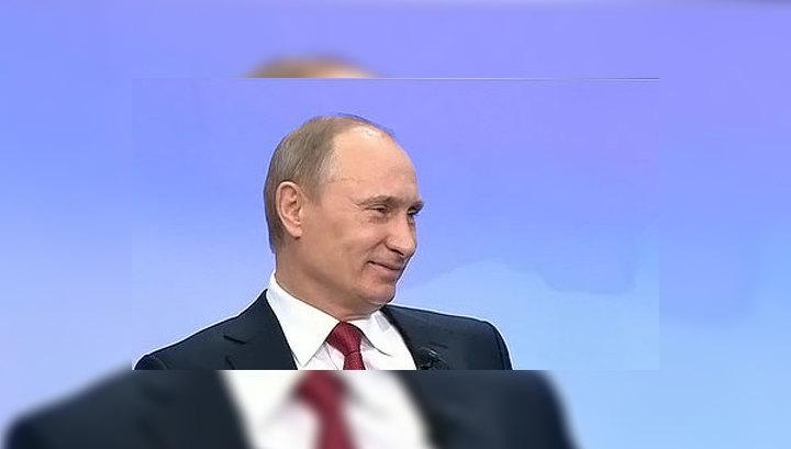 """""""Разговор с Владимиром Путиным. Продолжение"""". Полный текст программы"""