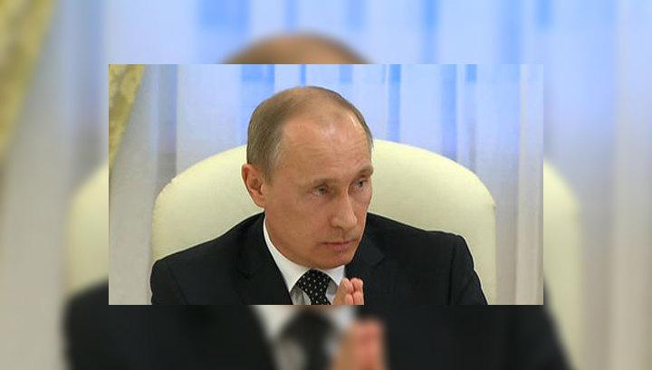 Путин считает убийство Свиридова атакой на всех болельщиков России