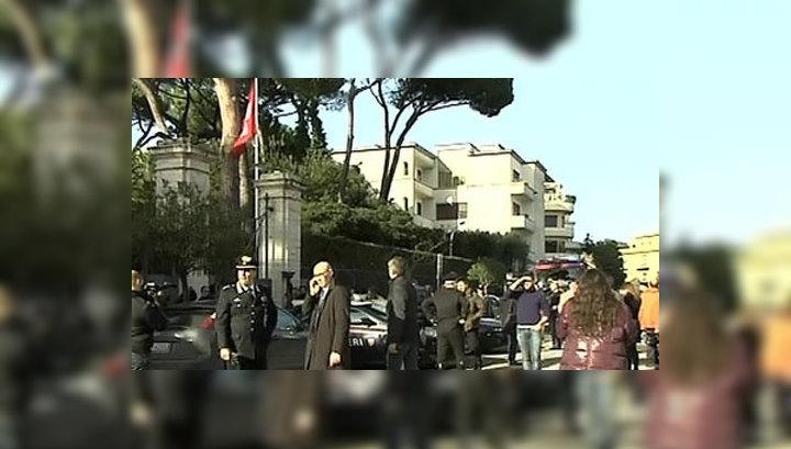 Власти Италии подозревают во взрывах международную сеть анархистов
