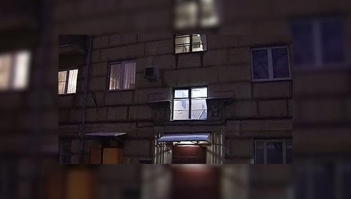 В ходе обыска в доме Квачкова изъято несколько коробок документов
