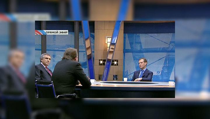 Медведев рассчитывает, что Собянин поборет московскую коррупцию