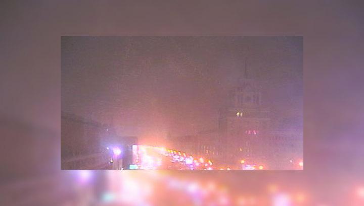 На Москву идет аномально разогретый воздух
