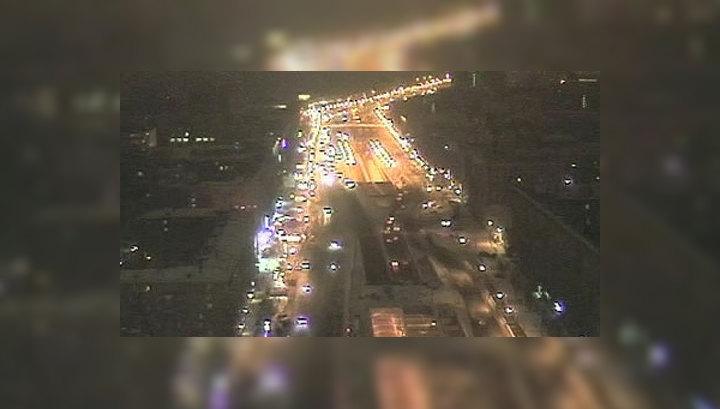Некоторые районы Москвы до сих пор остаются без света