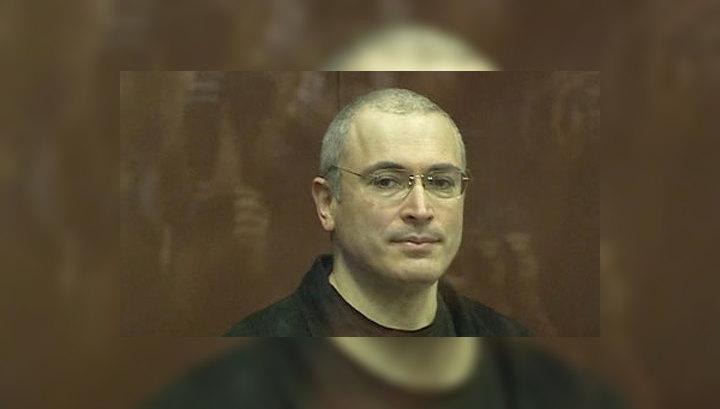 Документы на освобождение Ходорковского еще не поступили в его колонию