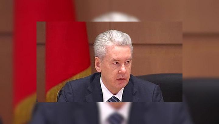 Собянин: ситуация в Москве нормализуется