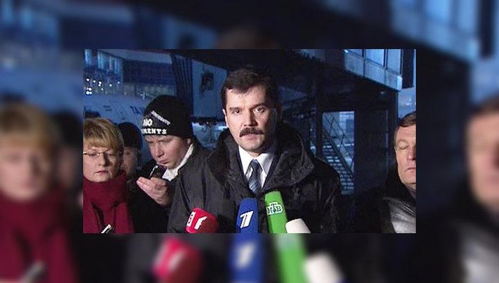 Нерадько: вины аэропортовых служб и авиакомпаний в ситуации, сложившейся в Домодедово, нет