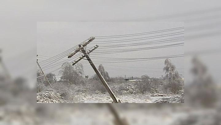 Энергосети Подмосковья планируют восстановить к осени