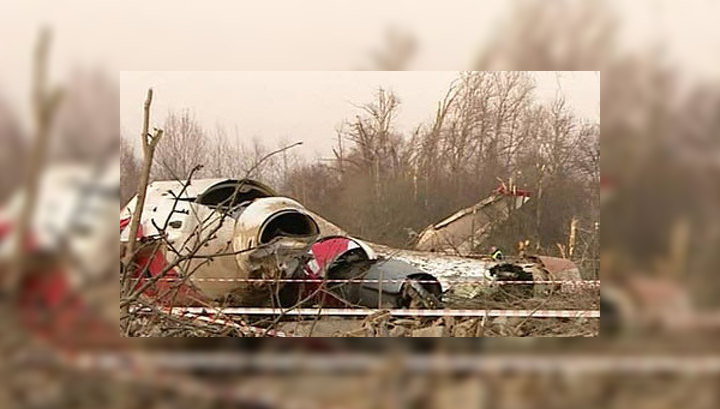 Самолет с президентом Польши разбился по вине экипажа